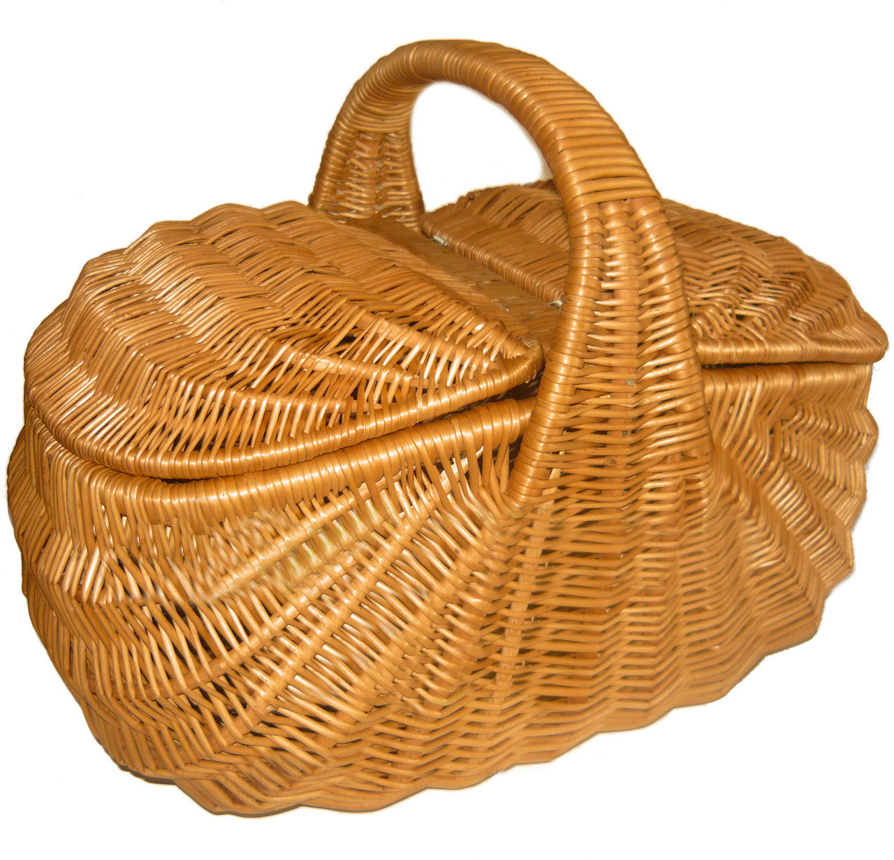 "Плетеная корзина для пикника ""Индонезия"""